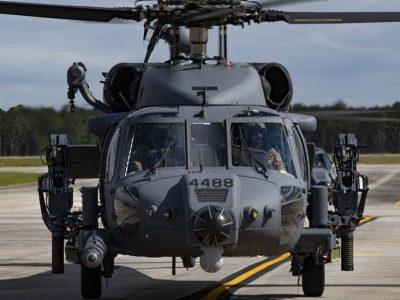 Армія США отримала перші бойові рятувальні вертольоти