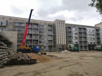 До Нового року в Одесі планують забезпечити квартирами 80 сімей військовослужбовців