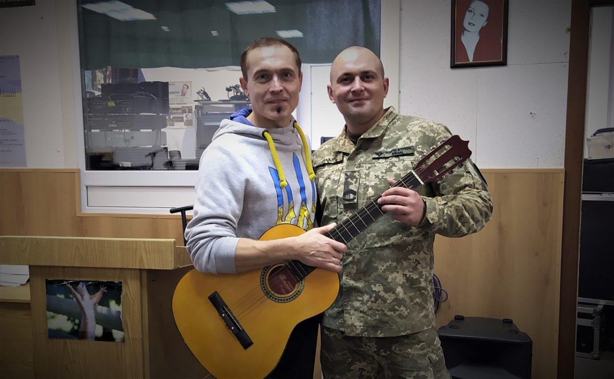 Піскун з Сергієм Юрченком