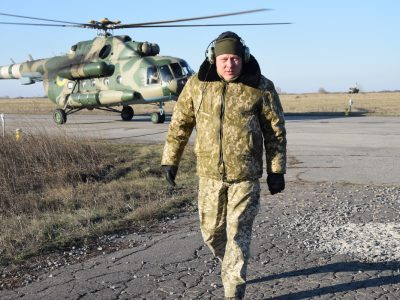85% особового складу окремої бригади армійської авіації мають бойовий досвід АТО/ООС