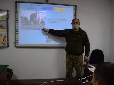 2000 контрактників та 800 строковиків цього року пройшли підготовку  в навчальному центрі  на Полтавщині