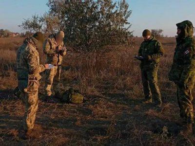 Представники місії UNIFIER в Україні навчали курсантів-розвідників сучасним формам управління підрозділами