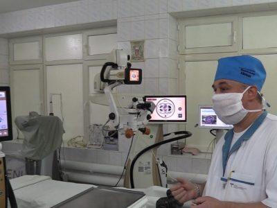 Лікування очей поранених захисників України за допомогою 3D-формату
