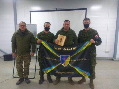 Канадські інструктори провели навчання з планування бойових дій