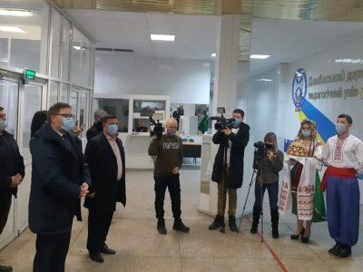 На Донбасі лікарня отримала рентгенівське медобладнання від Польщі