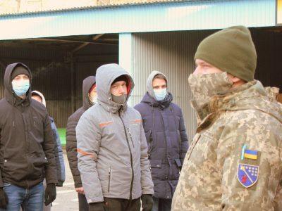 Дніпропетровщина повністю виконала план з призову строковиків