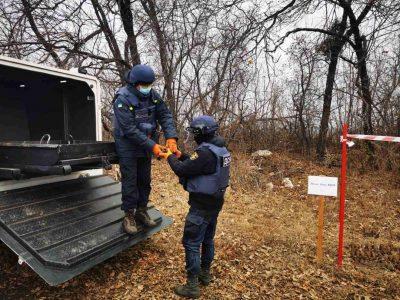 З початку проведення ООС піротехнічні підрозділи знешкодили понад 60 тисяч вибухонебезпечних предметів