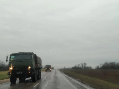 Чи готують росіяни прорив із Криму?