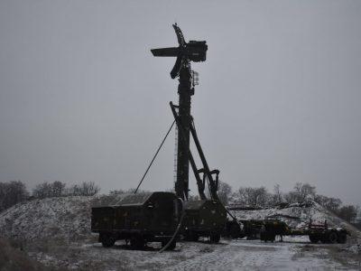 Зенітний ракетний дивізіон Дніпровської бригади заступив на бойове чергування