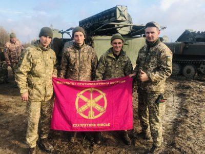 Як команда курсанта Віталія Кірова стала найкращим екіпажем ЗРК «Стріла-10»