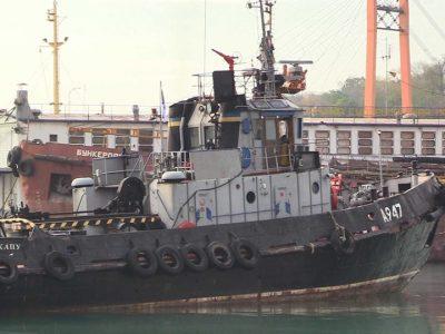 Відновлено боєздатність буксира «Яни Капу», якого два роки тому зухвало атакували кораблі РФ поблизу Керченської протоки