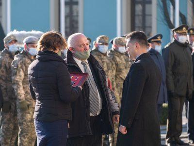 Президент присвоїв звання Героя України солдату Ігорю Філіпчуку посмертно