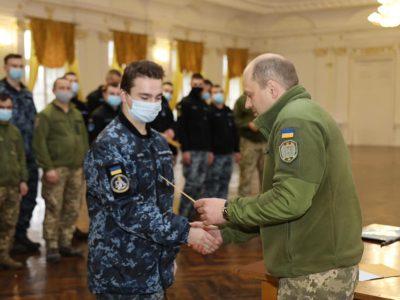 30 військовослужбовців закінчили курси з англійської мови за стандартами НАТО
