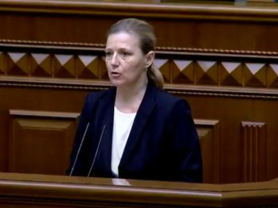 Рада призначила генерал-майора Юлію Лапутіну очільницею Мінветеранів