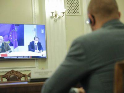 Україна та ЄС домовилися провести Раду асоціації у лютому 2021 року, – Прем'єр-міністр
