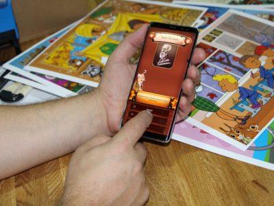 Представлено перший додаток з історії України «Знай наших» для мобільних пристроїв