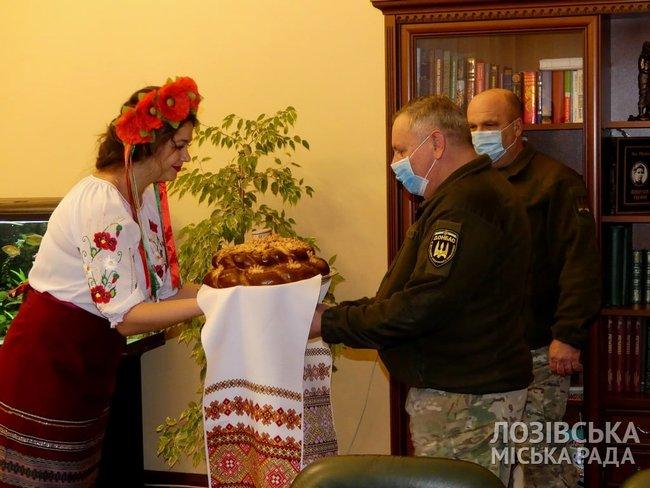 Захисники батальйону «Донбас» після виконання завдань в ООС повернулися додому