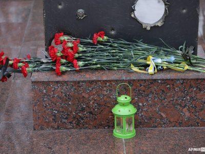 Вогонь з Вифлеєма встановили в Залі Пам'яті Міноборони України