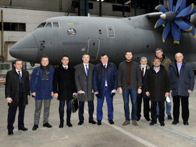 Контракт із Міноборони  на три літаки Ан-178 буде підписаний до кінця року – Юрій Гусєв