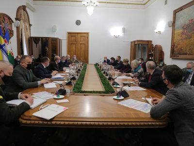 Зміни до проєкту Стратегії воєнної безпеки України за рекомендаціями іноземних колег обговорили в Міноборони