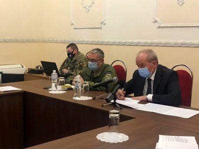 Пряму телефонну лінію Кабінету Міністрів України провів перший заступник Міністра оборони України