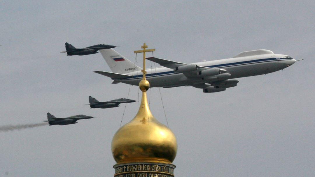 У «скрепній наддержаві» обікрали «літак судного дня»