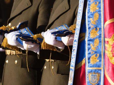 Президент присвоїв почесні найменування військовим частинам Збройних Сил України