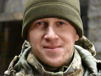 «…Морпіхи від війни не втомлюються» – головний сержант роти «Бастер»