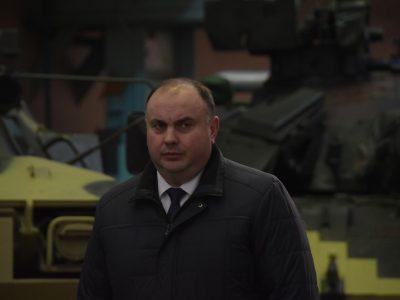 Харківське конструкторське бюро з машинобудування наступного року планує поставити до війська нові плаваючі бронетранспортери