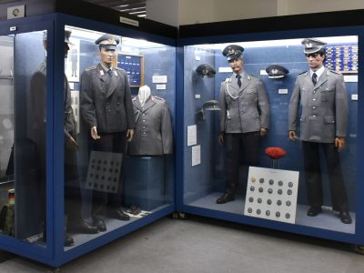 У казармах Бундесверу «квартирує» унікальний музей військової техніки