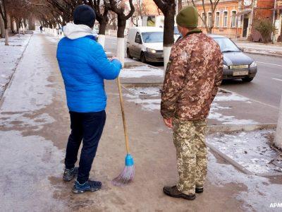 На Харківщині альтернативну службу нині проходить 68 чоловіків