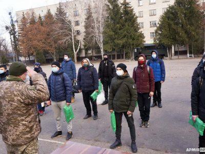В Україні завершено черговий призов на строкову військову службу