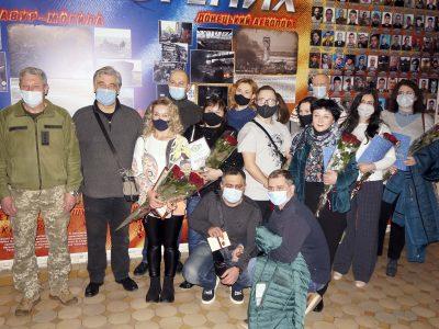 У Харкові заохотили низку волонтерів і громадських активістів