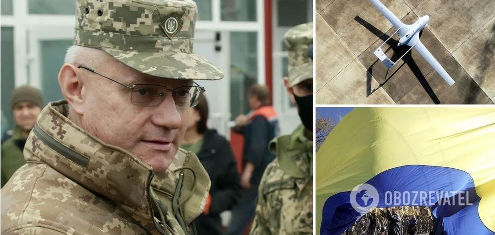Руслан Хомчак розповів про те, як можна повернути Донбас, як війна «пішла» в небо та про резонансні справи
