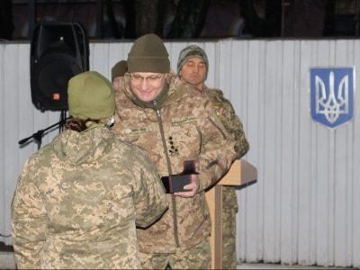 Головнокомандувач ЗС України з подарунками завітав до Київського військового ліцею