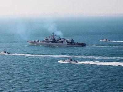 ВМС 2020: в одному фарватері з провідними флотами світу
