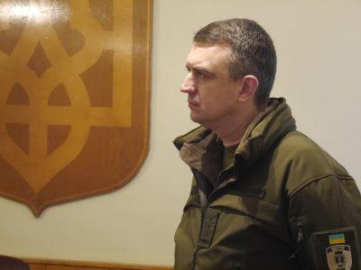 Львівщина має нового військового комісара