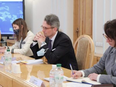 Україна напередодні головування Швеції в ОБСЄ нагадала про «червоні лінії» щодо Донбасу