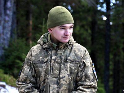 «Головний здобуток служби – відчуття військового братерства!» − штурмовик гір Євген Солодяк