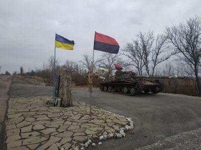 Вшанування українських захисників, антитерористичні навчання, створення військового госпіталю… – головні події 2020-го на Донбасі