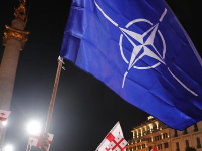 У Грузії ухвалили резолюцію про зовнішню політику. Головна мета – вступити в ЄС і НАТО