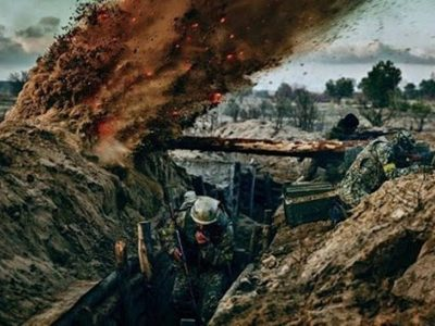 Чотири роки тому українські воїни мужньо витримали навалу окупантів поблизу Світлодарської дуги