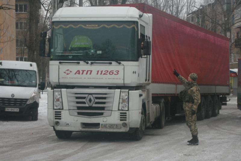 «Допомога Схід»: на Донбас доставили гуманітарку на 6,5 млн гривень