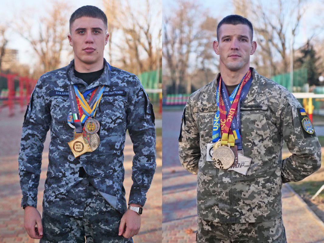 Перемоги флотських спортсменів у 2020 році