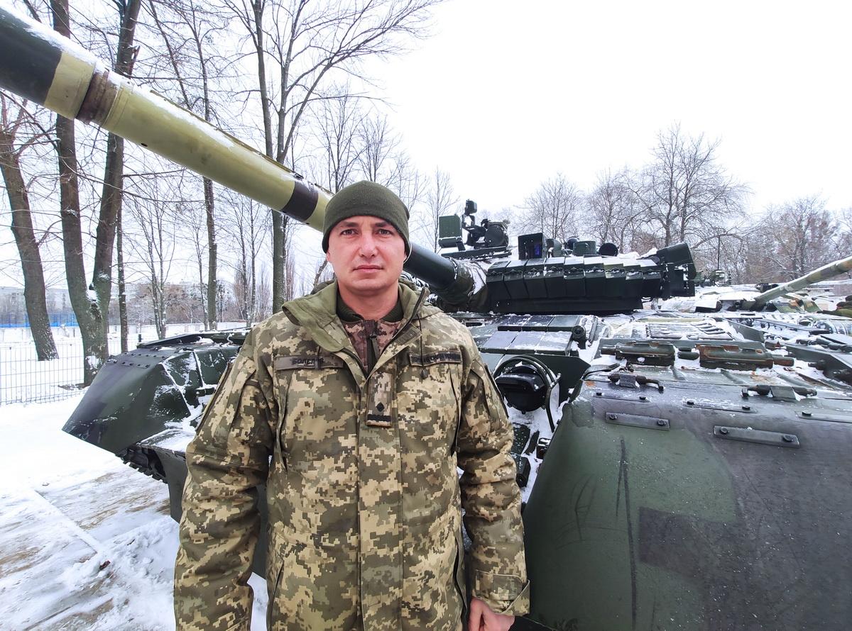 Спогади танкіста — захисника ДАПу