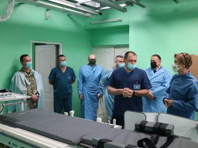Військово-медичний клінічний центр Західного регіону отримав найсучасніший ангіограф для операцій на судинах і серці