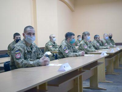 У Навчальному центрі ВСП у Львові за стандартами НАТО за понад 3 роки підготовлено півтори тисячі військовослужбовців