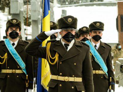 Нову традицію вшанування полеглих українських воїнів започаткували у Львівському гарнізоні