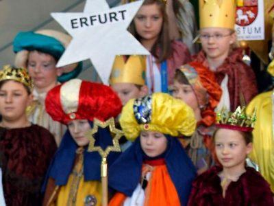Тисячі німецьких колядників збирали гроші для дітей України
