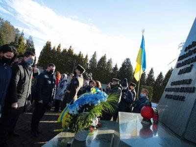 Громада Львова вшанувала героїв боротьби за єдність і соборність України